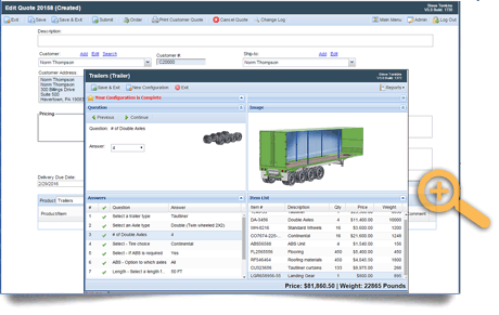 CIS Configurator is used in the same way as SAP internal users